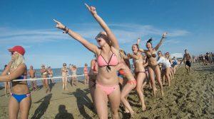 Giochi in Spiaggia a Rimini