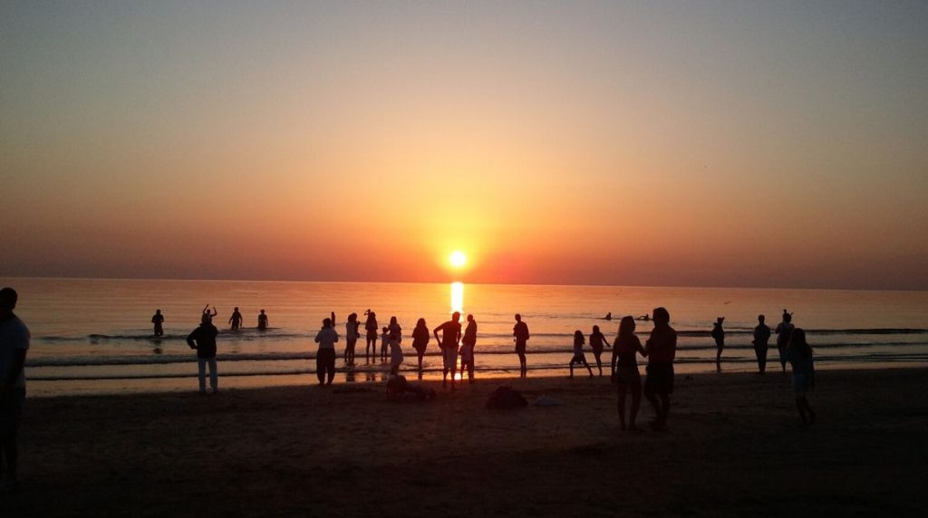 sunrise-rimini