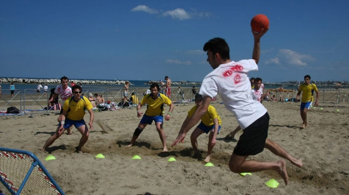 International Beach Tchoukball Festival rimini