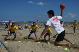International Beach Tchoukball Festival rimini