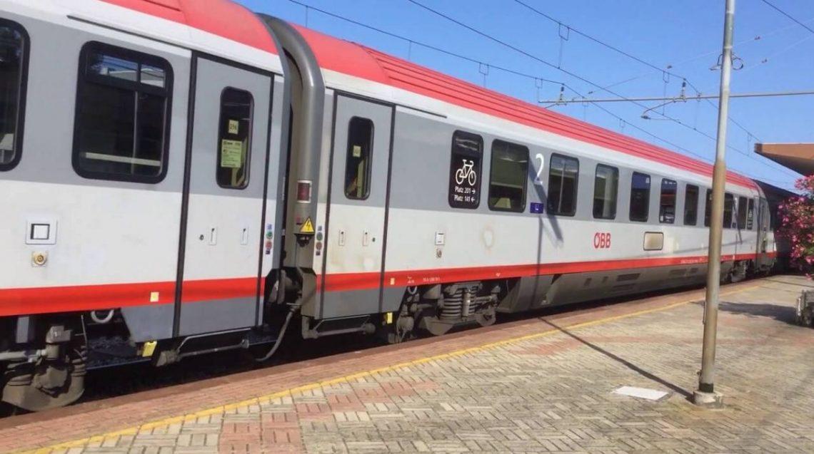 Munich Rimini by train daily