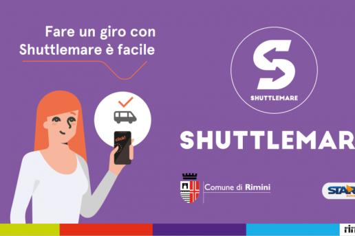 Shuttlemare - Navetta gratuita per la spiaggia di Rimini