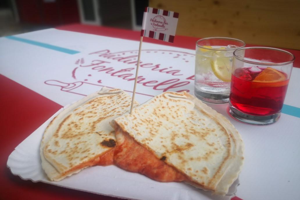 Mangiare all'aperto a Rimini - Piadineria Bar Fontanelle - Rimini Live